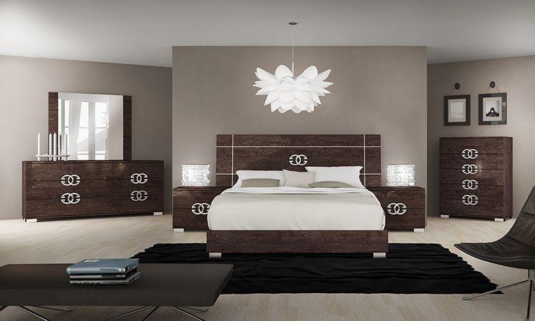 Modernes Schlafzimmer Prestige