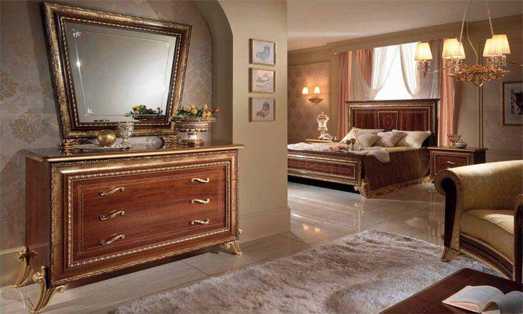 Schlafzimmer Giotto Nussbaumfarbe Online Kaufen Spels Möbel