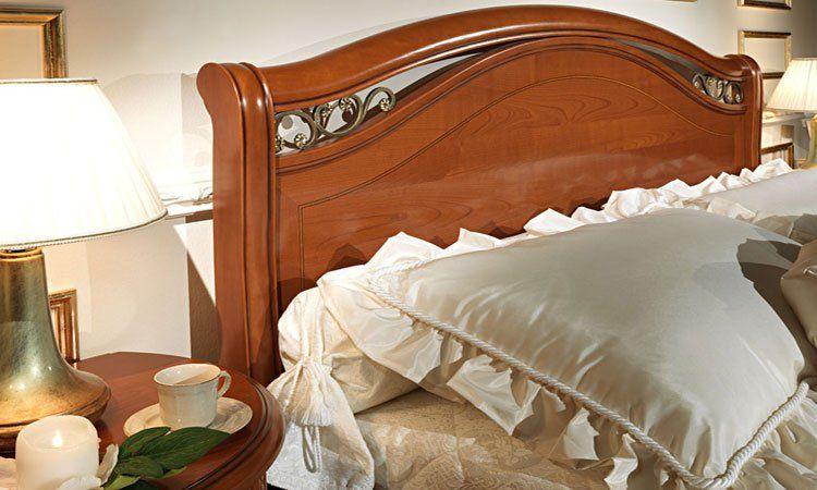 schlafzimmer set komplett kirschbaumholz schrank bett kommode nachttisch spiegel ebay. Black Bedroom Furniture Sets. Home Design Ideas