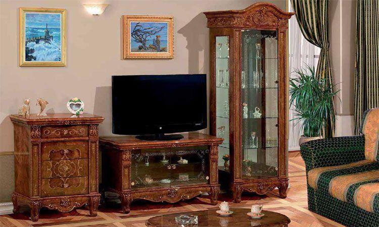 wohnzimmer versailles noce komp 1. Black Bedroom Furniture Sets. Home Design Ideas