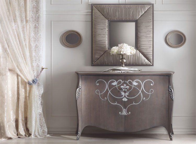 yarial.com = roller wohnwand gaucho ~ interessante ideen für die ... - Wohnzimmer Modern Antik