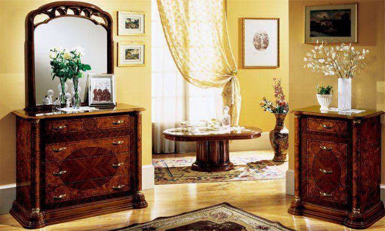 luxus vitrine glasvitrine schrank hochglanz in farbe nussbaum stilm bel italien ebay. Black Bedroom Furniture Sets. Home Design Ideas