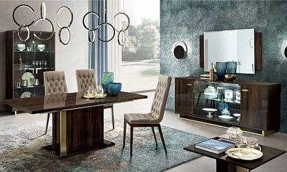 Italienische Wohnzimmer modern - SPELS MÖBEL