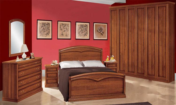 komplett schlafzimmer nu baum furnier stilm bel italien. Black Bedroom Furniture Sets. Home Design Ideas
