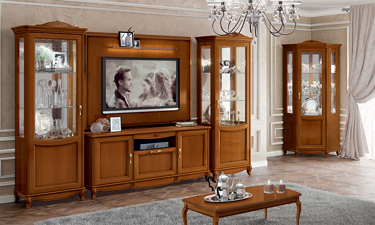 tv unterschrank lowboard nussbaum massivholz stil. Black Bedroom Furniture Sets. Home Design Ideas