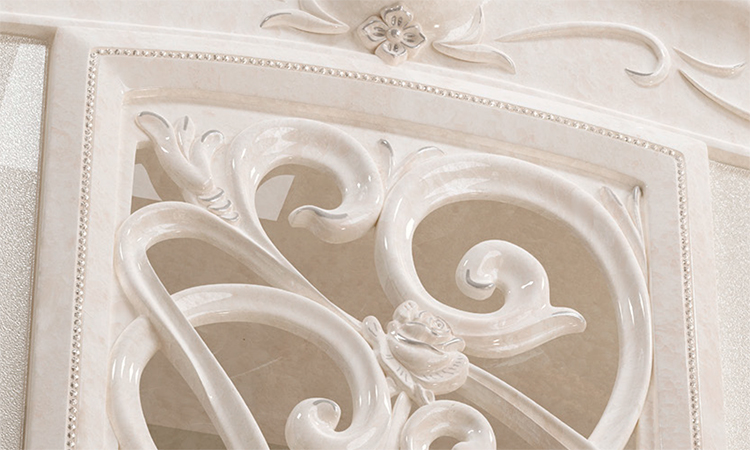 Glasvitrine vitrinenschrank glasschrank beige silber hochglanz stilm bel italien ebay - Stilmobel italien ...